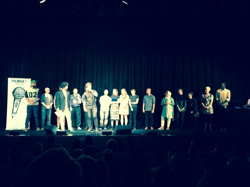 Australian Natiional Poetry Slam